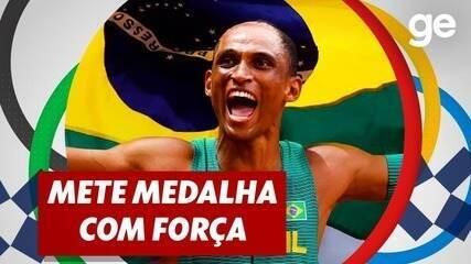 Resumo das Olimpíadas: Prazer, Brasil! Mas pode chamar de Seu Vulgo MALVADÃO!
