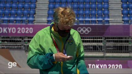 Medalha e virada! O resumo da madrugada nas Olimpíadas - Enquanto Você Dormia #13
