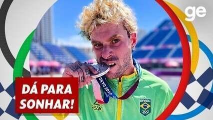 Resumo das Olimpíadas: O recorde vem! Brasil faz história em Tóquio