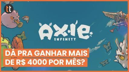 O que é AXIE INFINITY? Resumo rápido do game que te PAGA PARA JOGAR!