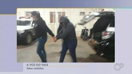 Mãe do menino torturado até a morte em Avaré é levada para cadeia de Cesário Lange