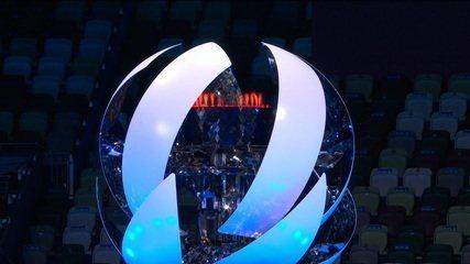 Chama olímpica se apaga e Olimpíadas de Tóquio estão encerradas