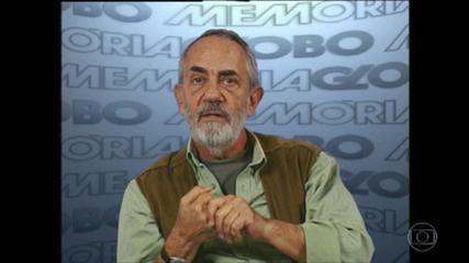 Morre, aos 84 anos, o ator e diretor Paulo José