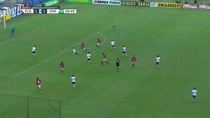 Melhores momentos: Flamengo 2 x 1 Vasco, pela 11ª rodada do Brasileirão Sub-20