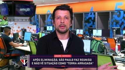 André Hernan traz bastidores do São Paulo