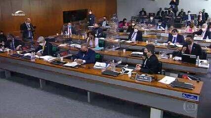 CPI aprova quebra do sigilo fiscal do líder do governo na Câmara e de advogado de Bolsonaro