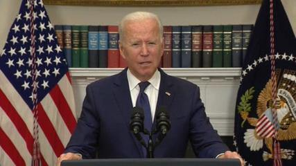 According to Biden, 28,000 Americans have already been withdrawn from Afghanistan