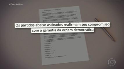 Partidos condenam pedido de impeachment contra ministro Alexandre de Moraes