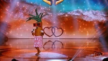 Cantano le palme da cocco
