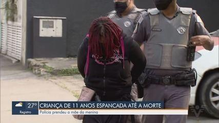 Menina de 11 anos morre após ser espancada em Guarujá; mãe é principal suspeita