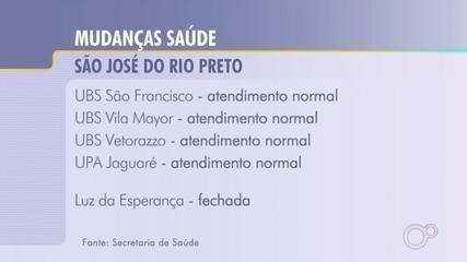 UBS Vetorazzo retoma atendimento de rotina e vacinação em Rio Preto