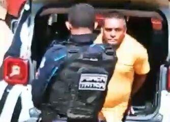 Homem é preso em flagrante suspeito de estuprar e matar a própria mãe em Mulungu