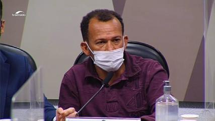 VÍDEO: 'Fui uma vez lá pra levar um pen drive no 4º andar', diz Ivanildo Gonçalves