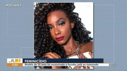 Modelo é morta a facadas pelo ex-namorado em Ananindeua, no Pará