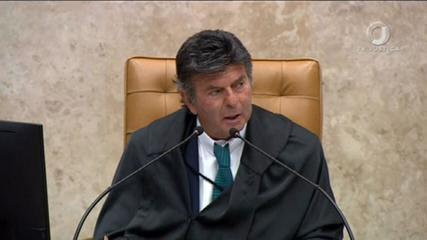 VÍDEO: 'A liberdade de expressão não comporta violências e ameaças', diz Luiz Fux