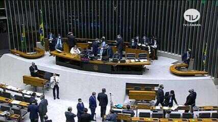 Câmara conclui votação da Reforma do Imposto de Renda