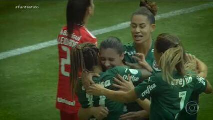 Corinthians e Palmeiras decidem o Campeonato Brasileiro feminino