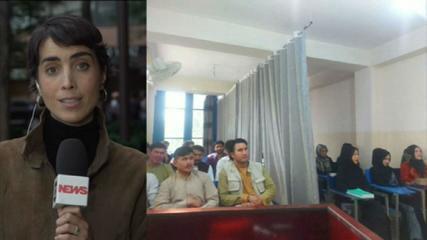 Talibã anuncia regras para mulheres frequentarem universidades no Afeganistão