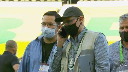 'Estava cumprindo uma missão', diz agente da Anvisa que paralisou Brasil x Argentina