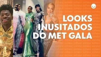 Confira os looks mais inusitados e os casais que marcaram presença no Met Gala 2021