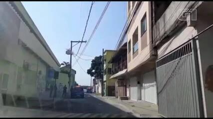 Escola é atingida por disparos em Andorinhas, em Vitória