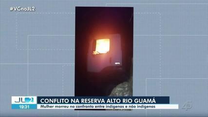 Mulher morre dentro da Terra Indígena Alto Rio Guamá, no Pará