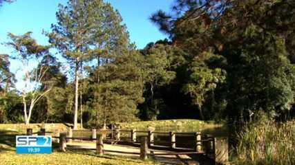 Parques da zona norte da capital vão para a iniciativa privada