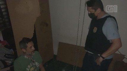 Paraguaio é sequestrado e mantido acorrentado pelo pescoço em cativeiro por 8 dias