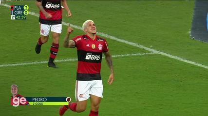 Melhores momentos: Flamengo 2 x 0 Grêmio pelas quartas de final da Copa do Brasil