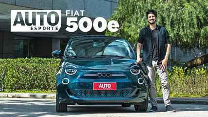 Fiat 500e: o compacto elétrico com preço de SUV premium