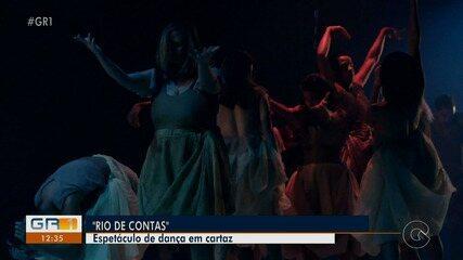 Companhia de Dança do Sesc Petrolina apresenta espetáculo neste fim de semana