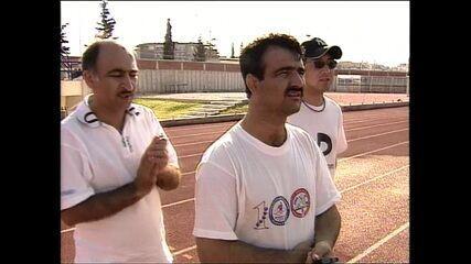 Em Atenas 2004, afegãos voltam às Olimpíadas após punição do COI e ausência em 2000