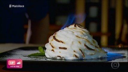 Baked alasca