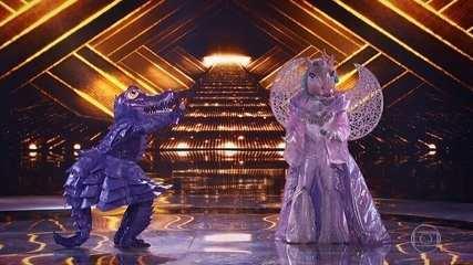 Descubra quem é o último finalista do 'The Masked Singer'