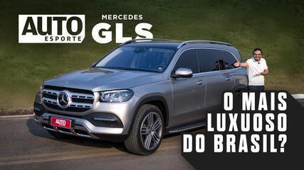 Conheça o Mercedes-Benz mais luxuoso do Brasil