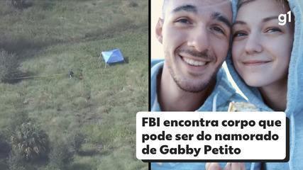 FBI encontrou restos mortais de Brian Laundrie, namorado de Gabby Petito