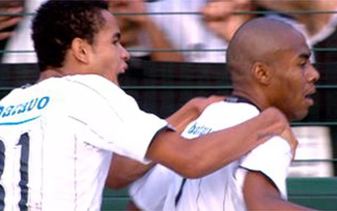 Os gols de Corinthians 2 x 1 São Paulo pela semifinal do Paulistão 2009