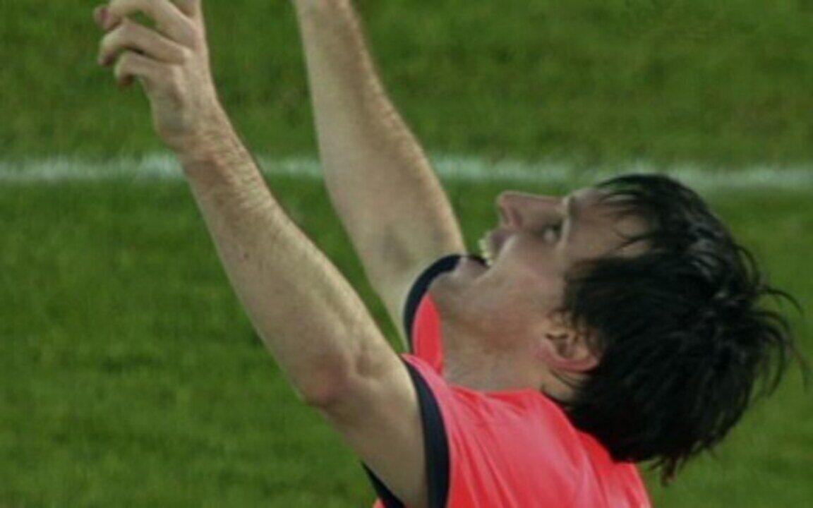 Veja os gols de Estudiantes 1 x 2 Barcelona pela decisão do Mundial de Clubes Fifa 2009