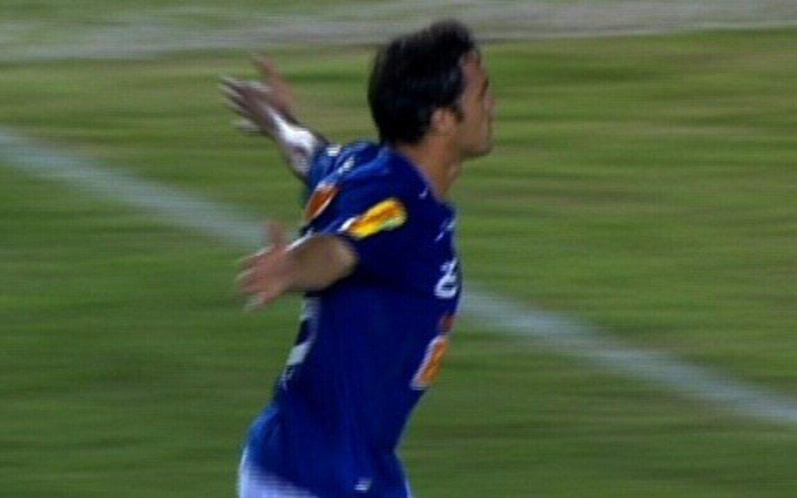 Os gols de Cruzeiro 4 x 1 Colo-Colo-CHI pela Taça Libertadores da América 2010