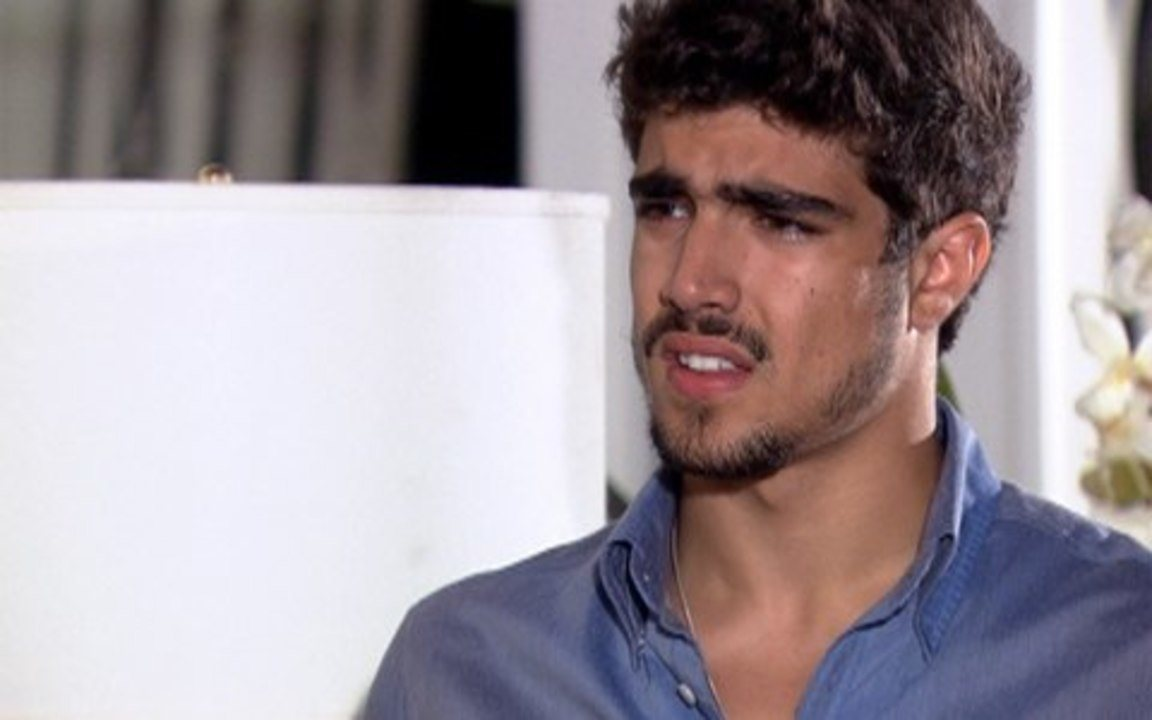 Ti-ti-ti - capítulo de quarta feira, dia 17/11/2010, na íntegra - Luisa diz para Edgar que não vai permitir que ele atrapalhe o casamento de Marcela