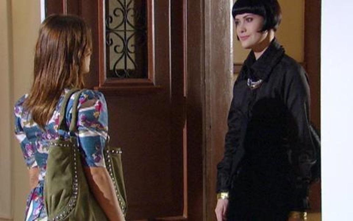 Passione, capítulo de segunda feira, dia 06/12/2010, na íntegra - Melina obriga Diana interromper a sua gravidez. Diogo e Clara armam contra Ednéa