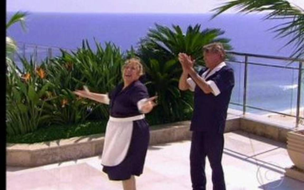 Schmidt e Agripina ganham na loteria