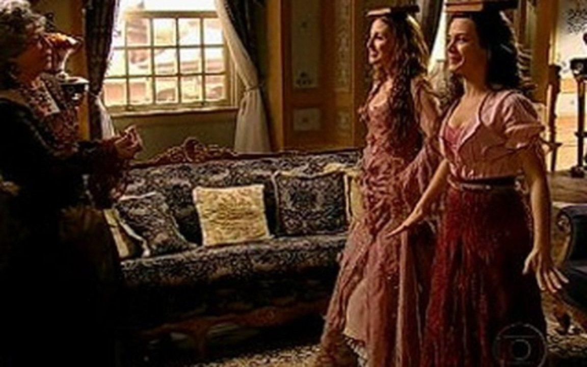 Capítulo de 29/06/2011 - Jesuíno leva Virtuosa e Euzébio para ver Cícero. Timóteo diz para Úrsula que seu noivado com Carlota servirá para o aproximar de Açucena. Florinda, Patácio e Augusto marcam eventos diferentes para a cidade no mesmo dia.