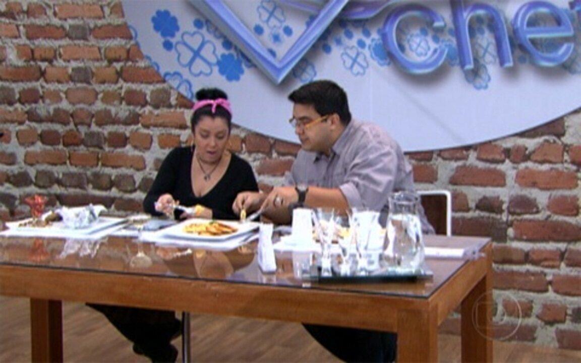 V deo show andr marques ataca de jurado do super chef - Super chef 2000 ...