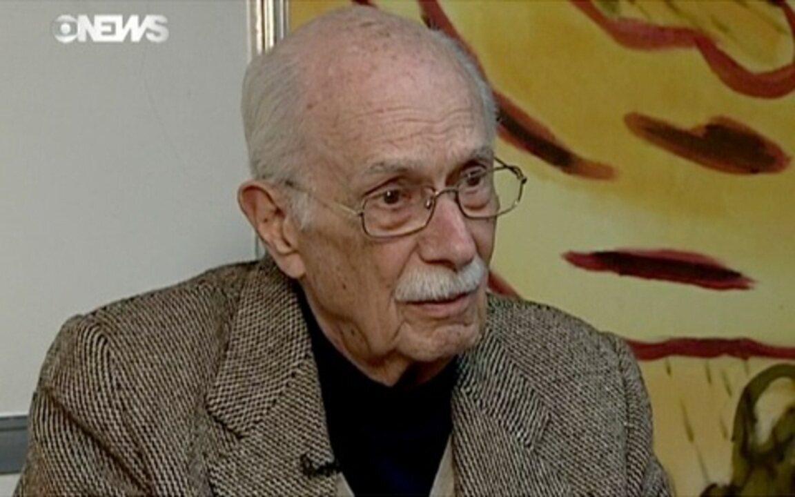 Antônio Candido comenta o legado de Oswald de Andrade para a cultura brasileira
