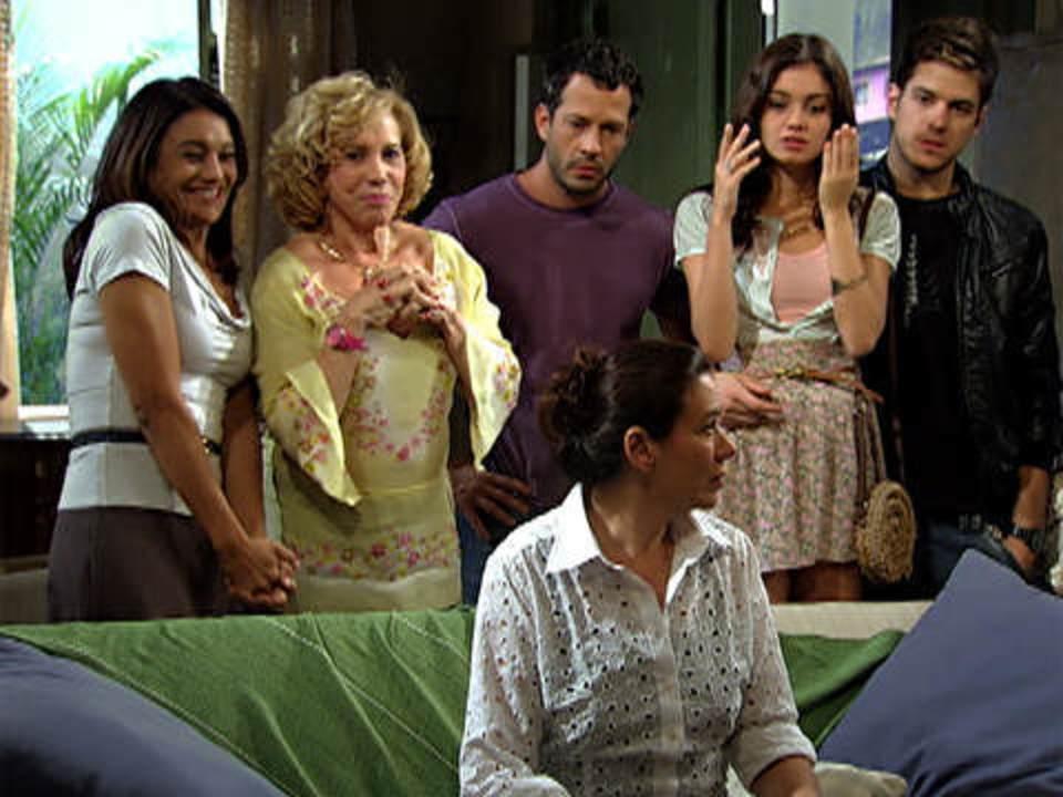 Fina Estampa - Capítulo de terça-feira, 08/11/2011, na íntegra - Griselda diz que é noiva de Guaracy