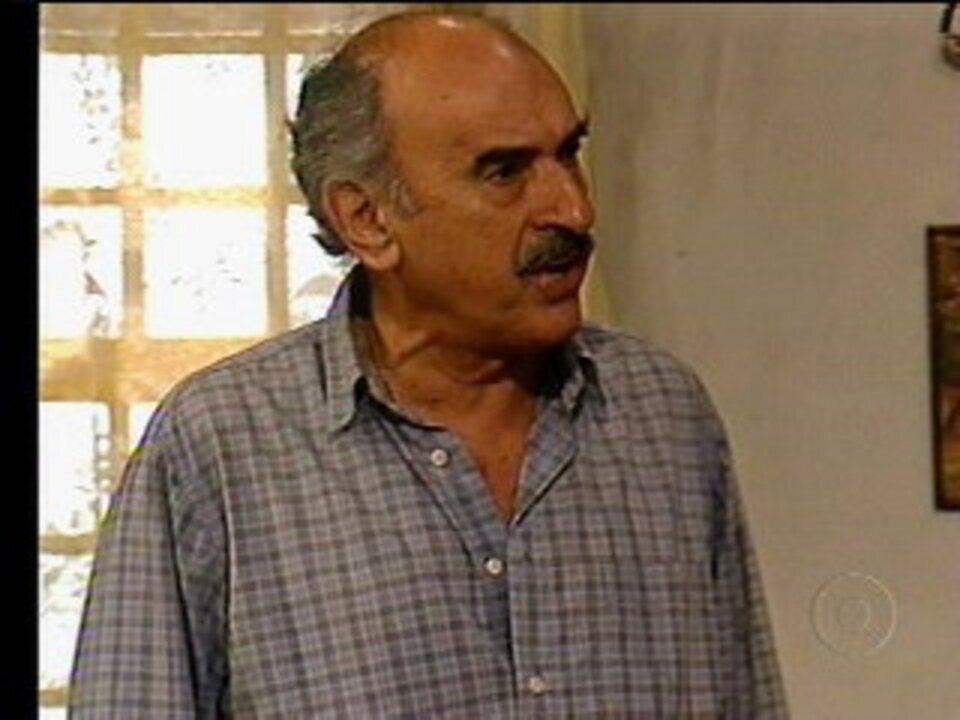 Floriano retira Alzira de sua casa