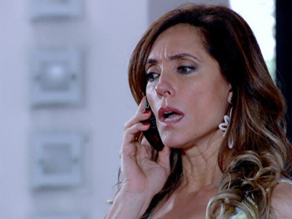 Fina Estampa - Capítulo de sábado, dia 07/01/2012, na íntegra - Tereza Cristina denuncia o restaurante de René