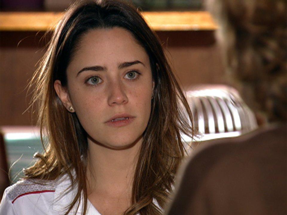 A Vida da Gente - Capítulo de sexta-feira, 13/01/2012, na íntegra - Ana diz a Eva que vai sair de casa