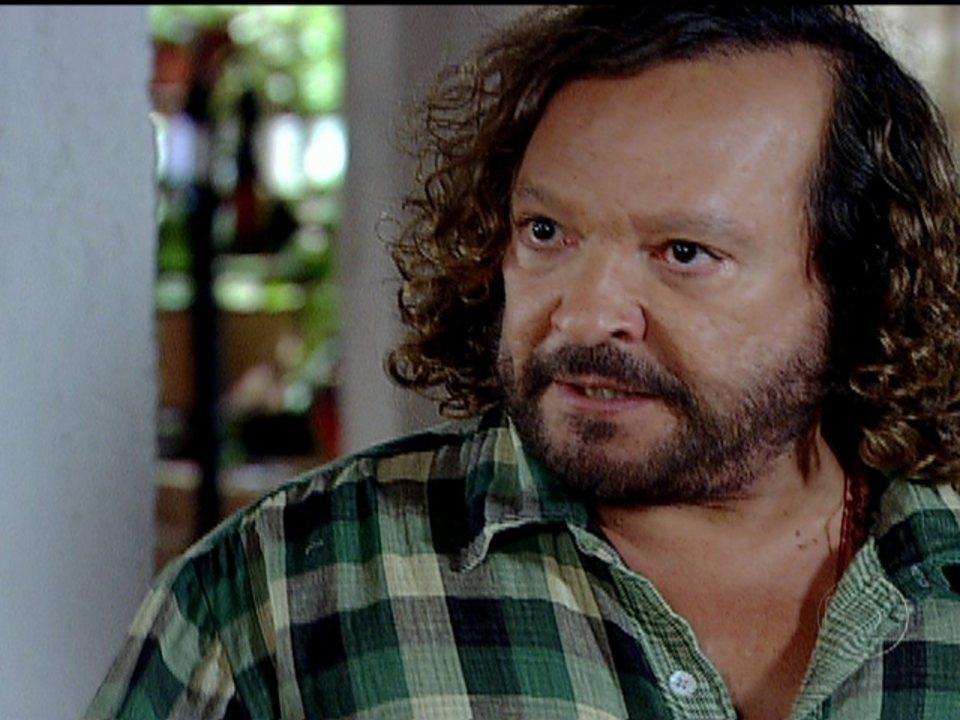 Fina Estampa - capítulo de sábado, dia 17/03/2012, na íntegra - Álvaro decide revelar o segredo de Tereza Cristina